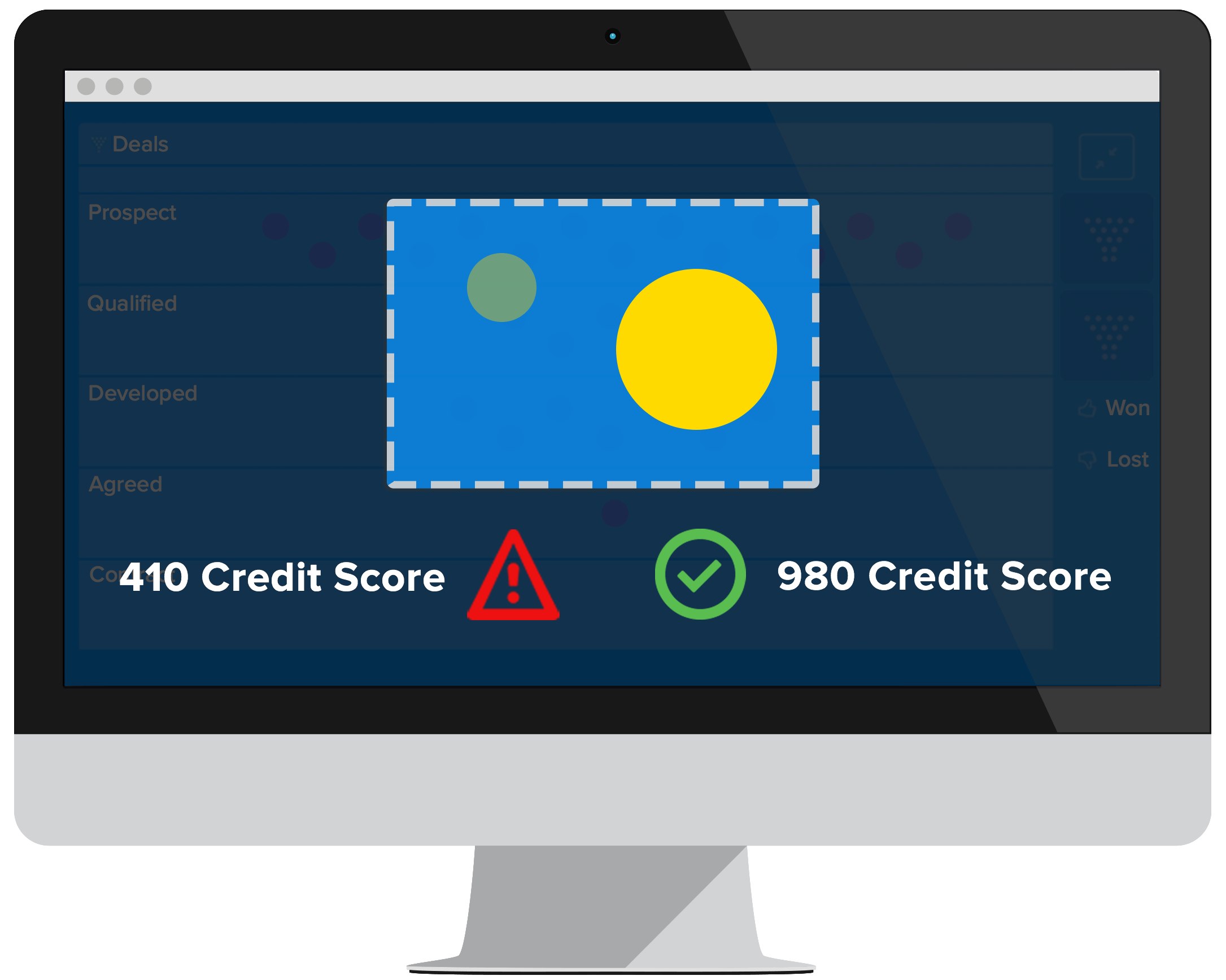 Experian Sales CRM Integration - Credit data directly in