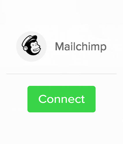 How to connect Mailchimp to SalesSeek
